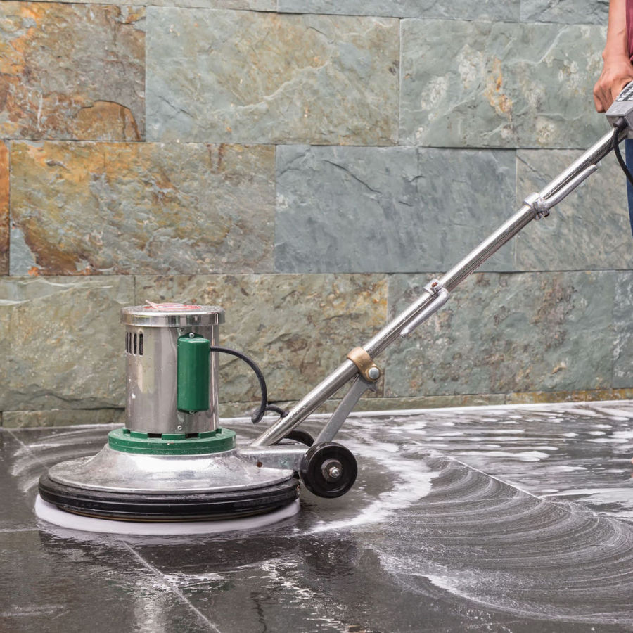 Professional Tile Cleaning Stone Floor Restoration